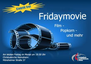 Fridaymovie @ Christus Kirche | Heimsheim | Baden-Württemberg | Deutschland